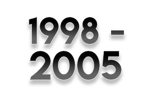 1998-2005 Beetle