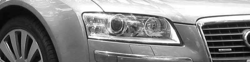 Audi D3 A8 2003-2009