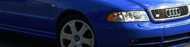 Audi B5 S4 2000-2002