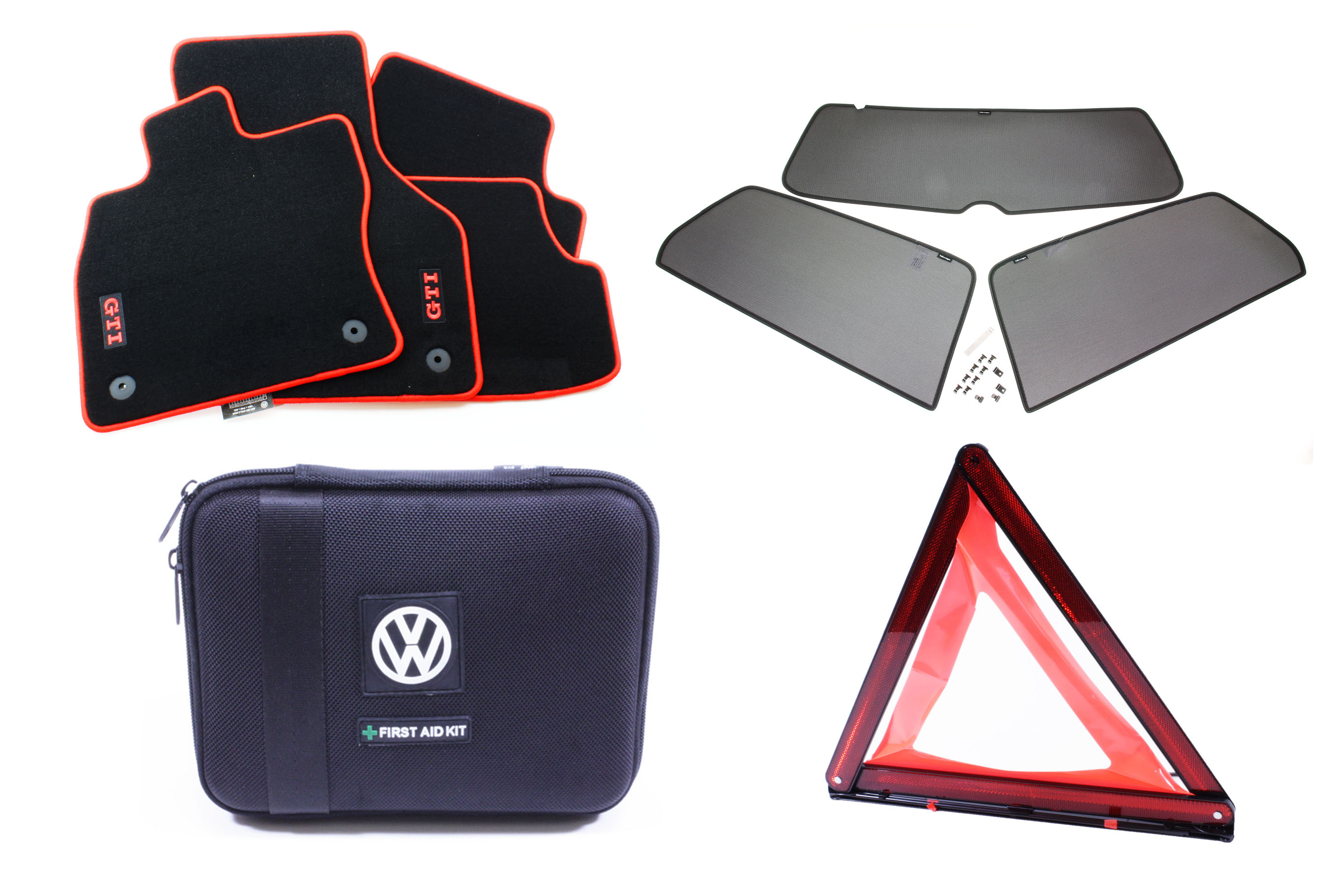 Genuine Volkswagen Accessories