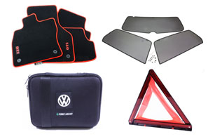 Genuine Audi Accessories