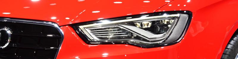 Audi S3 8V 2015-Current