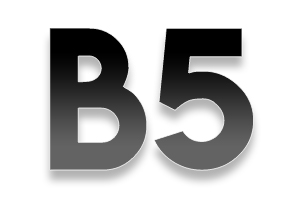 B5 Passat 1998-2001.5