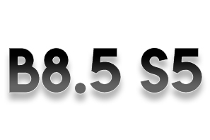 Audi B8.5 S5 2013-2017