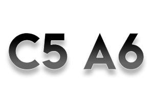 Audi C5 A6 1998-2004
