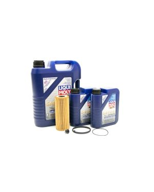 Oil Change Kit for Audi 3.0t (Supercharged) Liquimoly