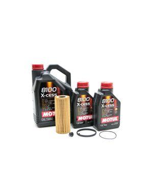 Oil Change Kit for Audi S4, S5, Q5, SQ5, A6 and A7 3.0t (Supercharged) Motul