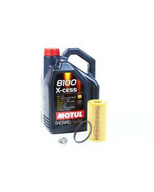 5K Mile Motul Maintenance Kit for VW and Audi 2.0T FSI