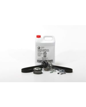 Timing Belt Kit with OEM Water Pump and Coolant