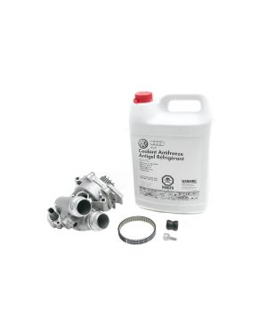 Water Pump Kit (Aluminum) for VW and Audi 2.0t TSI Engine