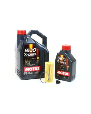 Motul Oil Change Kit for MK7 GTI and MK7 | MK7.5 Golf R