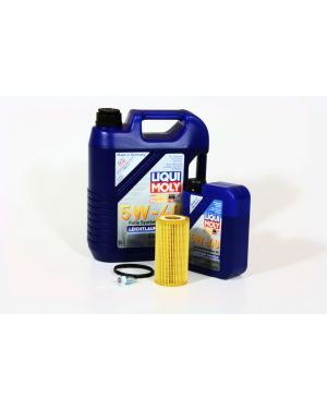 5K Mile Maintenance Kit for 2.5L 5 Cylinder with Magnetic Drain Plug