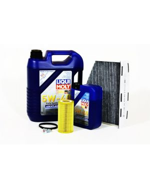 20K Mile Maintenance Kit for 2.5L 5 Cylinder with Magnetic Drain Plug