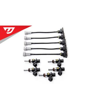 UNITRONIC MPI INJECTOR UPGRADE KIT FOR 2.5TFSI EVO - UH005FLA