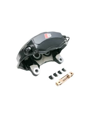 Audi TTS Front Right Brake Caliper - Black - Genuine VW/Audi - 8S0615108J