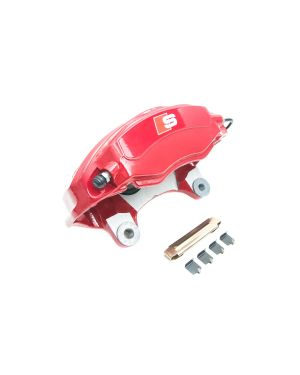 Front Brake Caliper (MK3 Audi TTS) Pass (Right) - RED