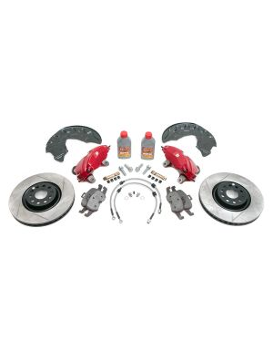 Audi TTS (4 Piston) Big Brake Conversion Kit for MK7 GTI, Alltrack | Audi TT, A3
