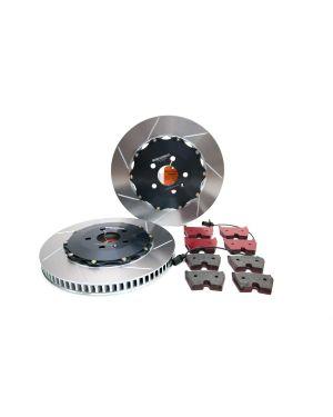 TTRS Front Brake Upgrade Kit (w Street Pads)