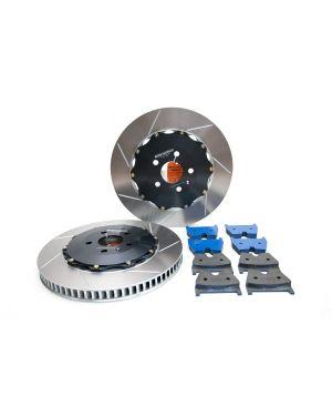 TTRS Front Brake Upgrade Kit (w Track Pads)