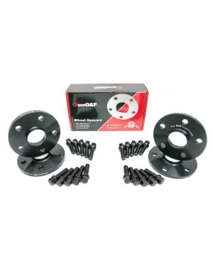 Wheel Spacer Flush Kit for MK7 Golf R - Black - A10A155112571GOLFRBLACK