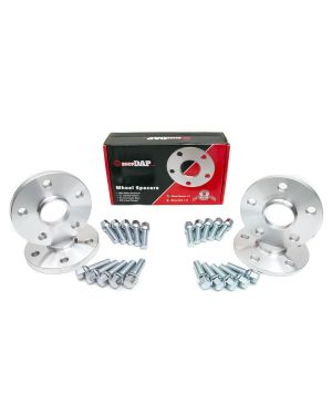 Wheel Spacer Flush Kit for MK7 Golf R - Silver