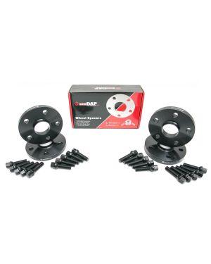 Black | MK7 and MK7.5 GTI Wheel Spacer Flush Kit