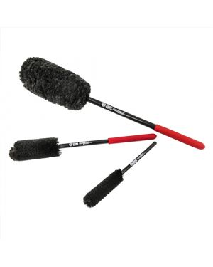 Wheel Woolies Wheel Brushes ( 3 Brushes)