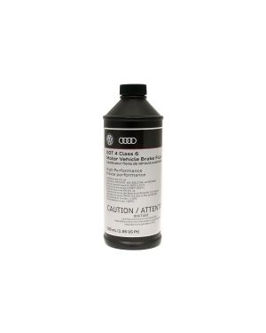VW Dot 4 Brake Fluid 500ml - B0007501MDSP