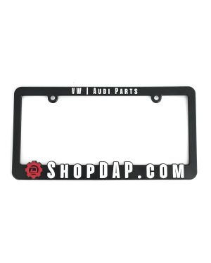 Deutsche Auto Parts - ShopDap Plate Frame - DAPPlateFrame