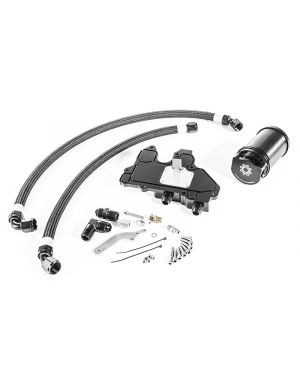 MK7 Integrated Engineering Catch Can Kit
