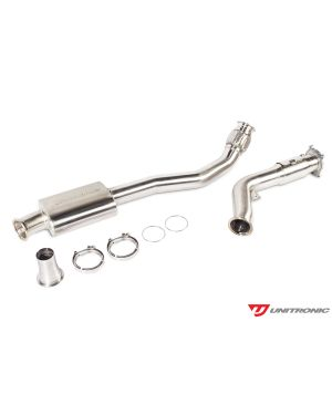 "Performance Audi B8 and B8.5 A4 and A5 3"" Unitronic Downpipe"