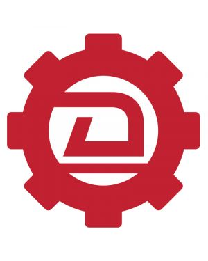 DAP (Deutsche Auto Parts) Logo Sticker