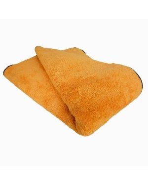 "Chemical Guys MIC_721 - Miracle Dryer Absorber Premium Microfiber Towel with Silk Edges, 36"" x 25"""