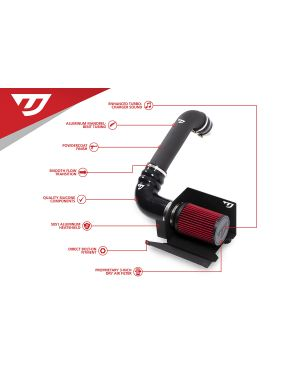 UNITRONIC COLD AIR INTAKE FOR 1.4TSI