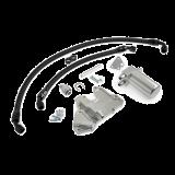 CTS Turbo MK7 TSI Billet Catch Can Kit (EA888.3 GEN3) GTI/Golf/A3 2015+
