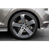 "19 x 8 ""Cadiz"" Wheel (Silver and Black) 5G0601025AHFZZ"