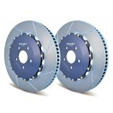 Front Rotors: 380mm upgrade w/spacers - Girodisc 2 piece (A1-034)