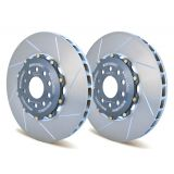 Front Rotors: Girodisc 2 piece (A1-120)