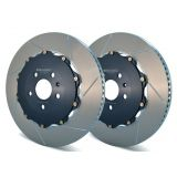 TTRS Front Rotor (Pair) 370 x 34mm (GiroDisc)