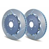 Rear Rotors: Girodisc 2 piece 09-12 (A2-050)