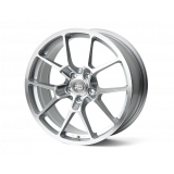 RSE10 19X9.0 +45 5-112 (66.5) MACHINE SILVER