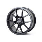 RSE10 19X8.5 +45 5-112 (57.1) SATIN BLACK