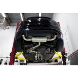 """CTS Turbo MK7 GTI 2.0T 3"""" Turbo-back Catted Exhaust"""