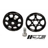 CTS Turbo MK4 R32 Crank & Power Steering Pulley Kit