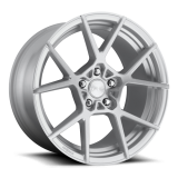 Rotiform - 18x8.5 KPS 5x112 Gloss Silver Brushed ET45 CB66.5