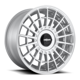 Rotiform - 18x8.5 LAS-R 5x100 5x112 Gloss Silver ET45 CB66.5