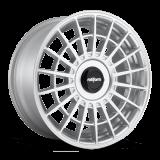 Rotiform - 18x8.5 LAS-R 5x100 5x112 Gloss Silver ET35 CB66.5