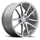 Rotiform - 18x8.5 SPF 5x112 Silver Machined ET35 CB66.5