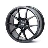 RSE10 18X9.0 +45 5-112 (66.5) SATIN BLACK