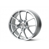 RSE10 18X9.0 +40 5-112 (66.5) MACHINE SILVER